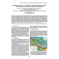 """Identification of a Fine """"Tuff"""" Lamination in the Rouse Hill Siltstone Member of the Ashfield Shale, Sydney Basin, Australia and Its Implications"""